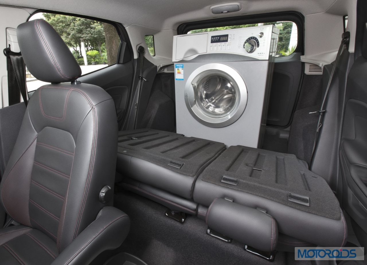 Ford Ecosport official images India (50)