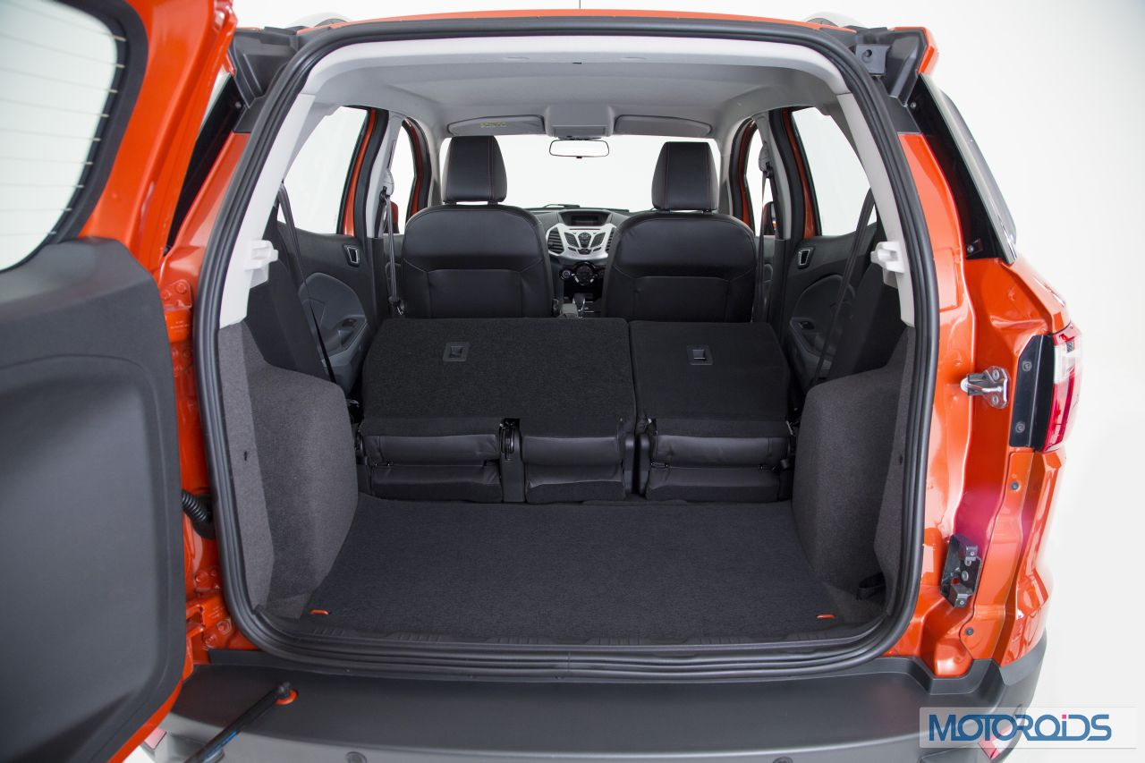 Ford Ecosport official images India (52)