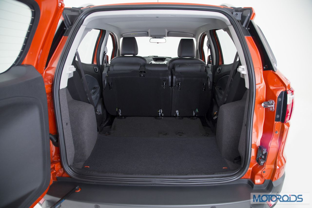 Ford Ecosport official images India (53)