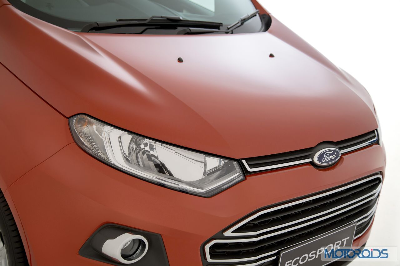 Ford Ecosport official images India (8)