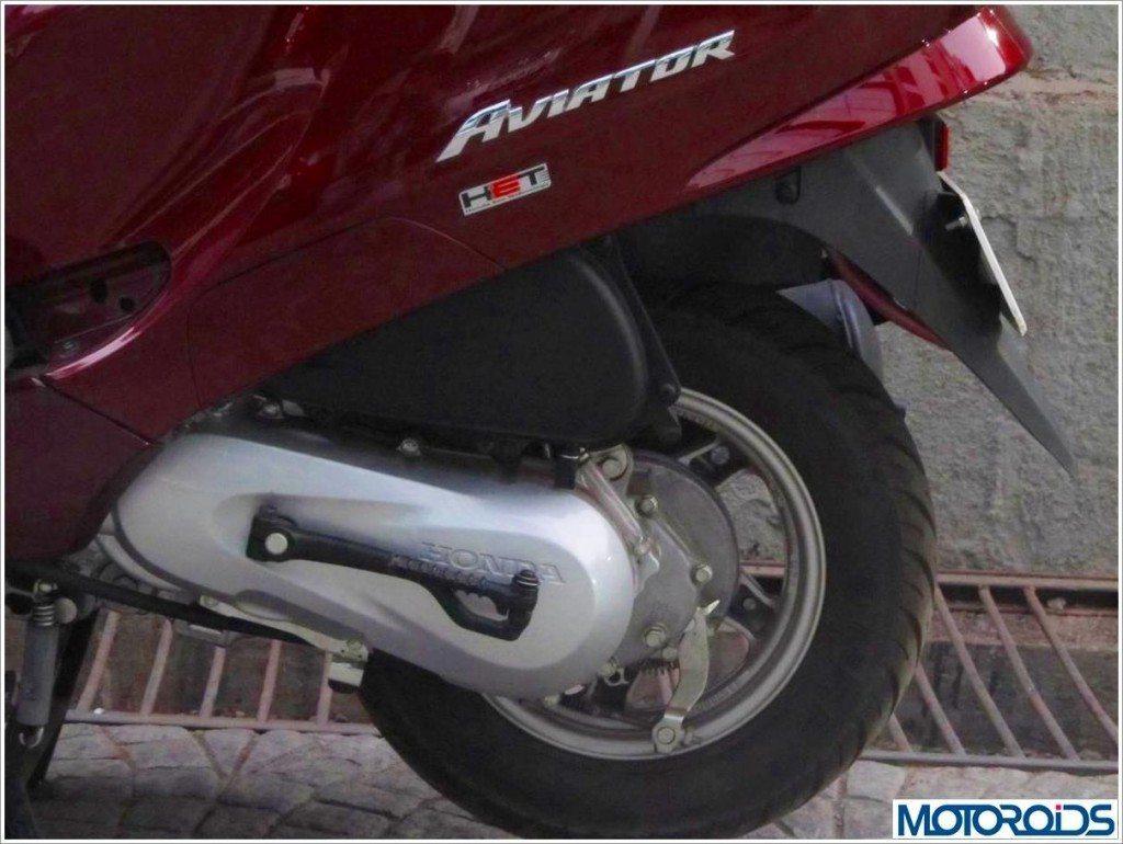 Honda Aviator HET Review (12)