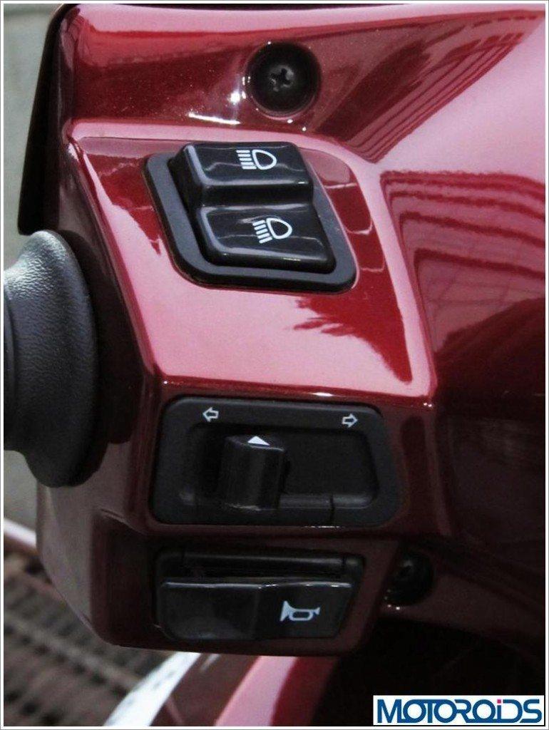 Honda Aviator HET Review (13)