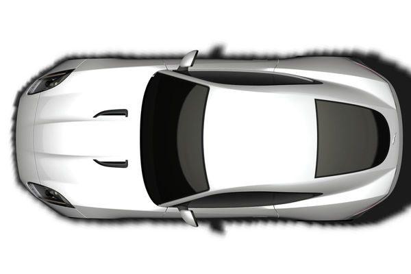 Jaguar F Type Coupe Pics 1