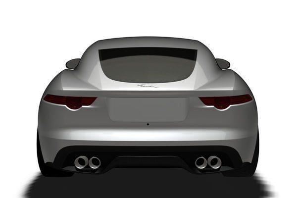 Jaguar F Type Coupe Pics 2