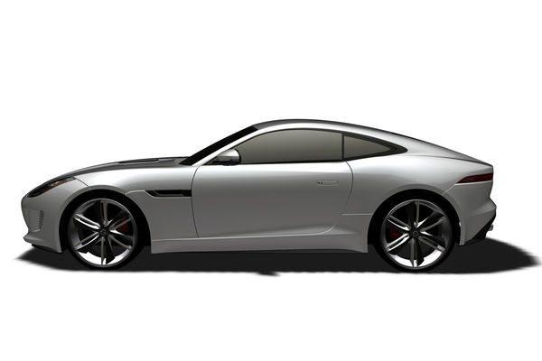Jaguar F Type Coupe Pics 3