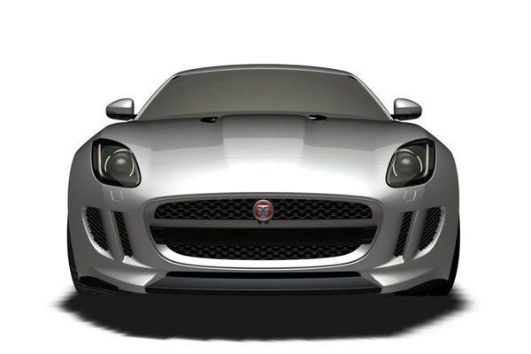Jaguar F Type Coupe Pics 4