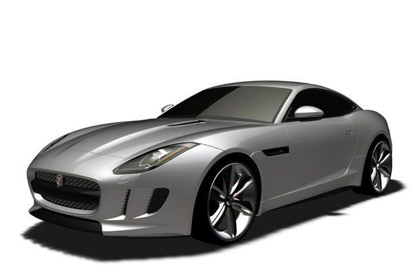 Jaguar F Type Coupe Pics 5