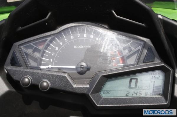 Kawasaki Ninja 300 review India (35)