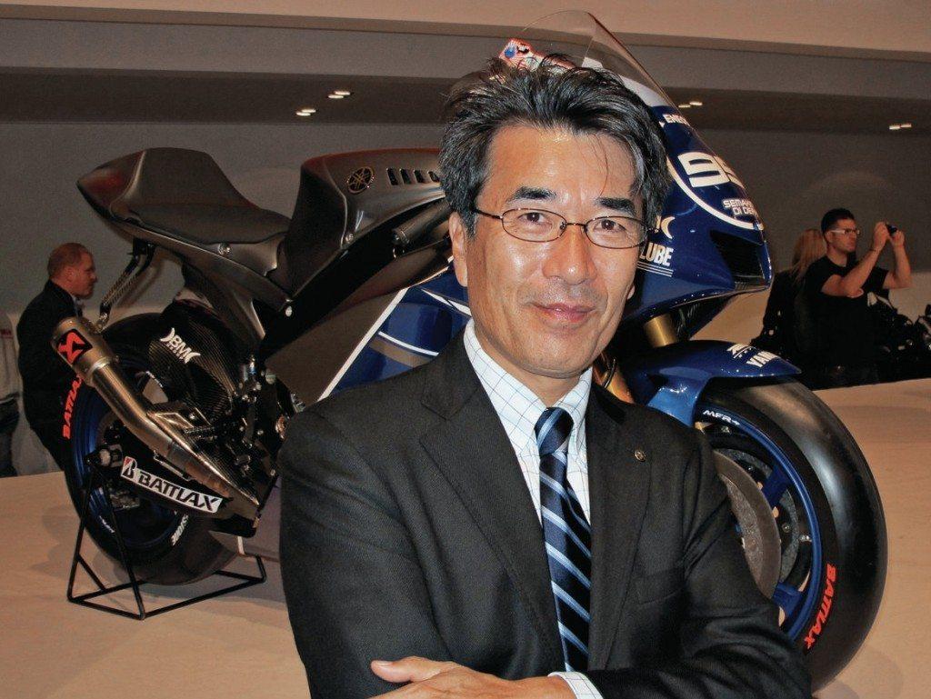 Kunihiko Miwa Yamaha