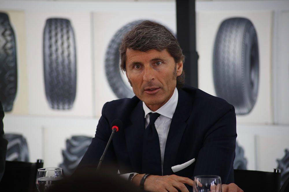 Conferenza alla Fondazione Pirelli