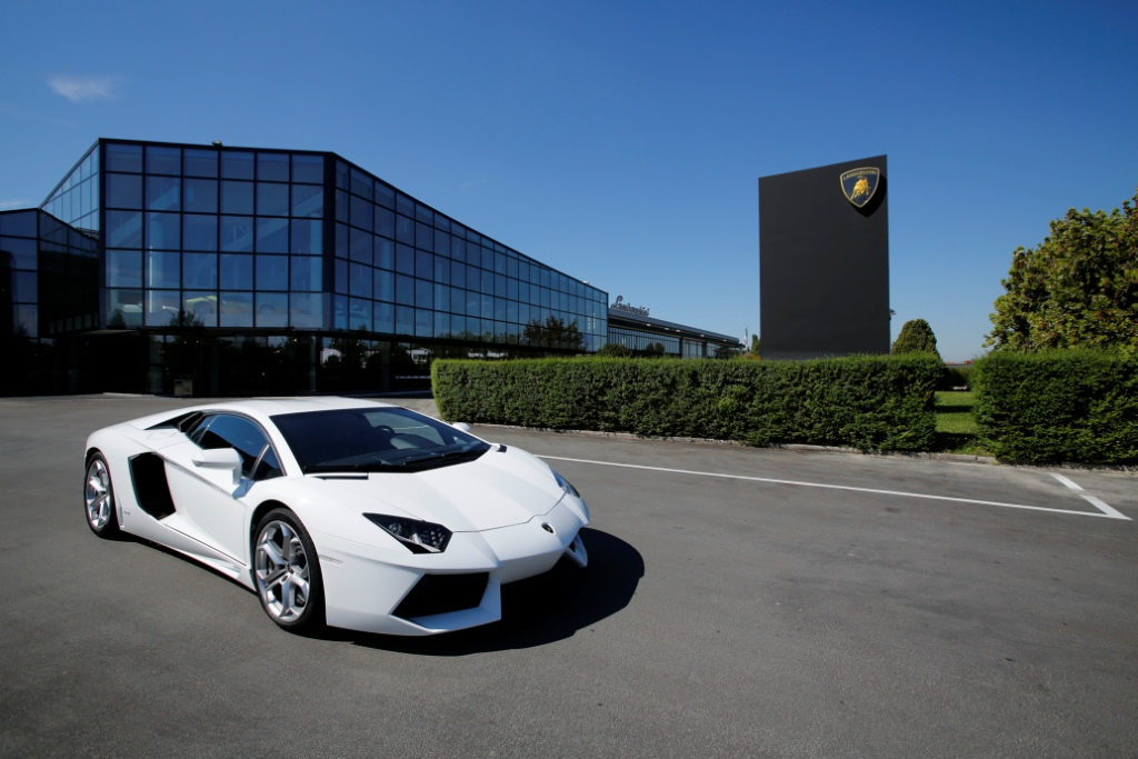Lamborghini 50th Anniversary celebrations (9)