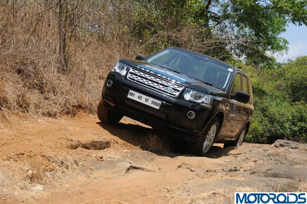 Land Rover Experience India (1)