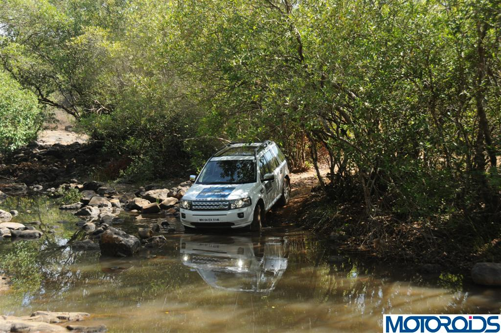 Land Rover Experience India