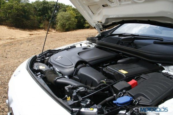 Mercedes A Class A180 Bluew efficiency India review (119)