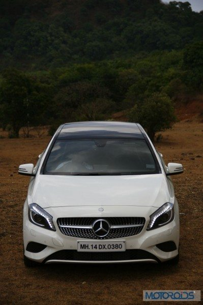 Mercedes A Class A180 Bluew efficiency India review (123)