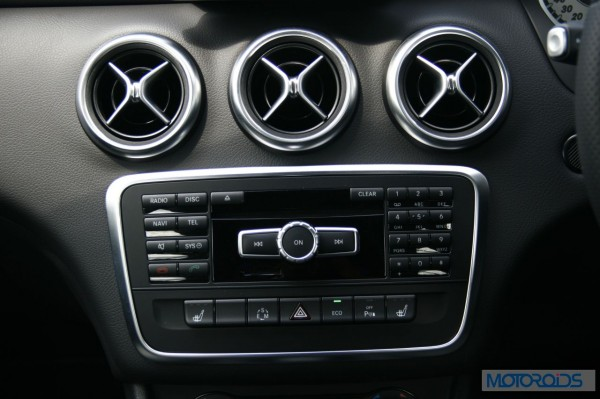 Mercedes A Class A180 Bluew efficiency India review (132)