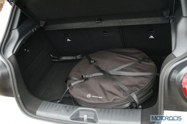 Mercedes A Class A180 Bluew efficiency India review (59)