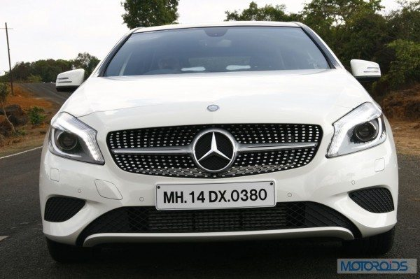 Mercedes A Class A180 Bluew efficiency India review (72)
