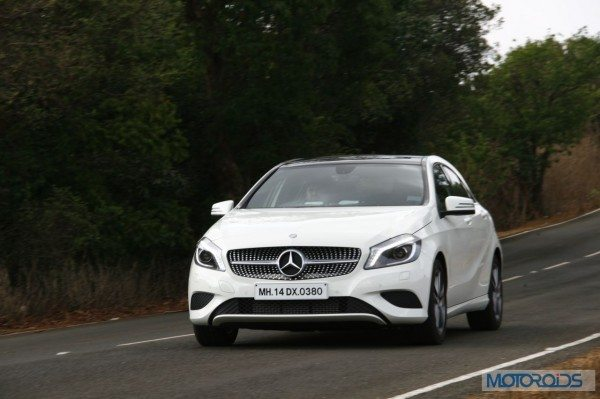 Mercedes A Class A180 Bluew efficiency India review (73)