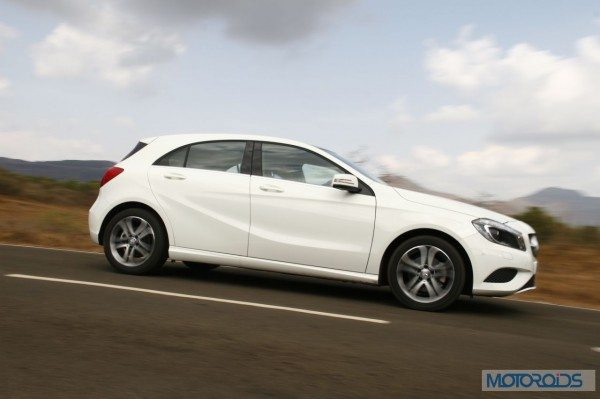 Mercedes A Class A180 Bluew efficiency India review (79)