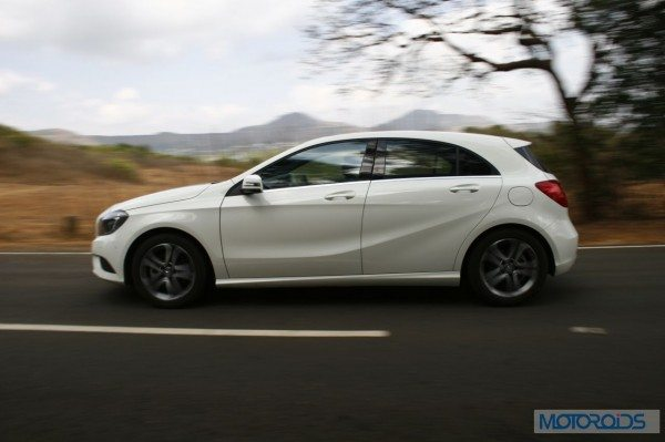 Mercedes A Class A180 Bluew efficiency India review (81)