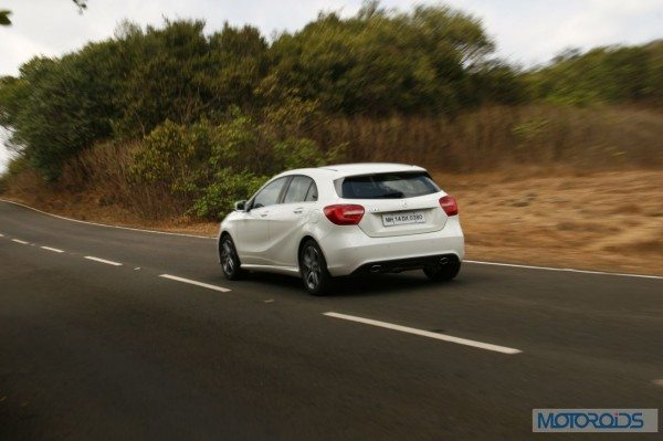 Mercedes A Class A180 Bluew efficiency India review (82)