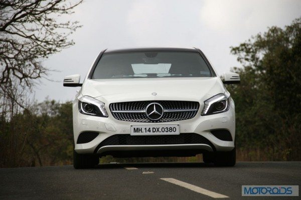 Mercedes A Class A180 Bluew efficiency India review (84)