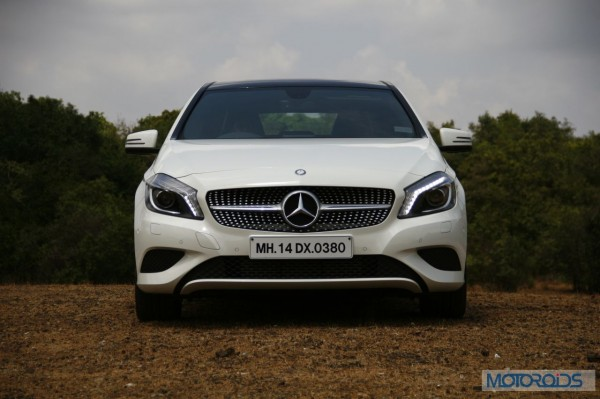 Mercedes A Class A180 Bluew efficiency India review (89)