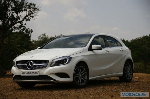 Mercedes A Class A180 Bluew efficiency India review (91)
