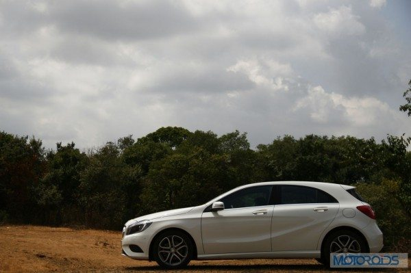 Mercedes A Class A180 Bluew efficiency India review (93)