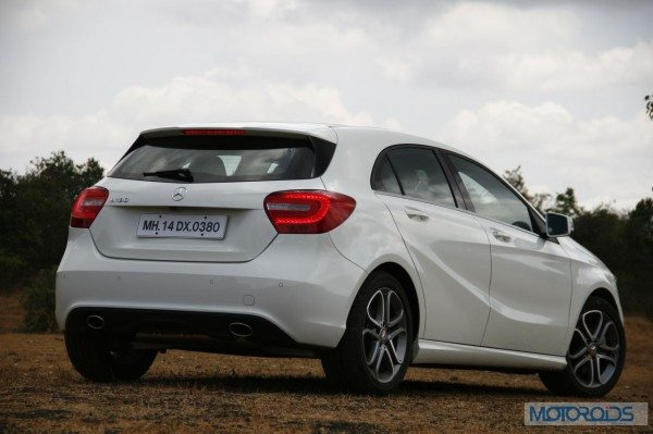 Mercedes A Class A180 Bluew efficiency India review (97)