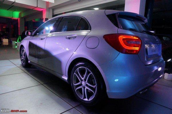 Mercedes A Class India Launch Pics 3