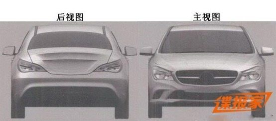Mercedes-CLA-China-1