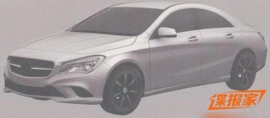 Mercedes-CLA-China-2