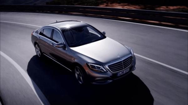 Mercedes S Class 2014 videos
