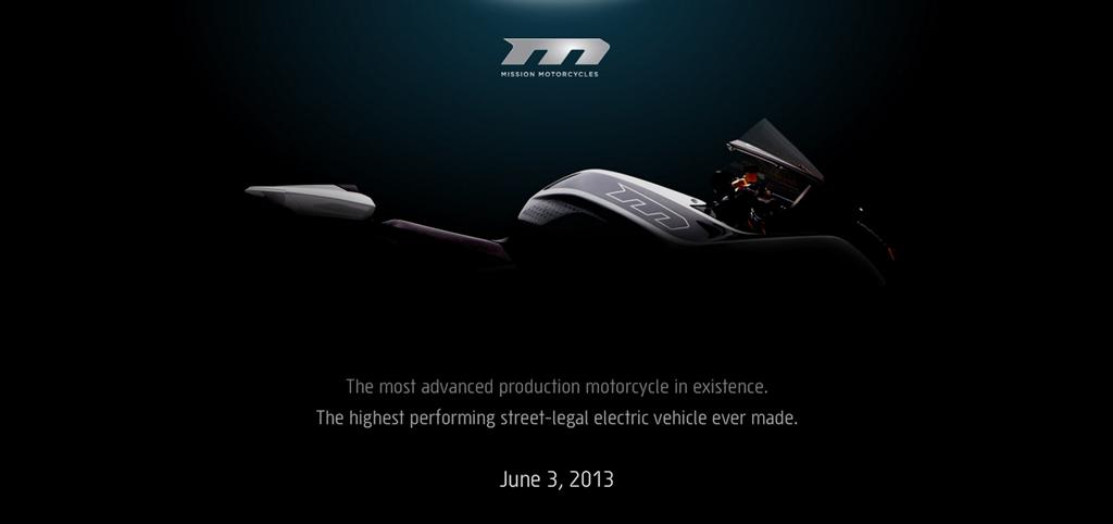 Mission Motorcycle Teaser