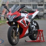 Modified Rouser 220 : The love child of Bajaj Pulsar 220 and a Superbike