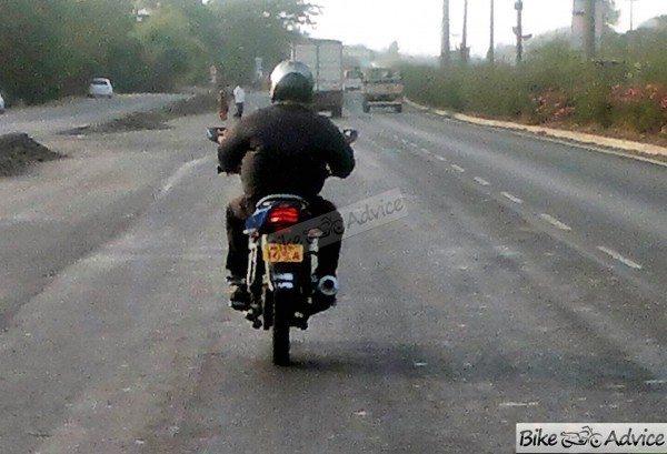 New Bajaj Discover 112