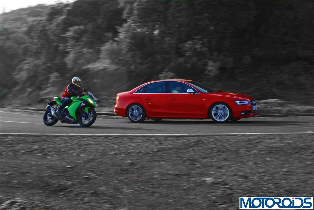 Ninja-300-Vs-Audi-S5-7