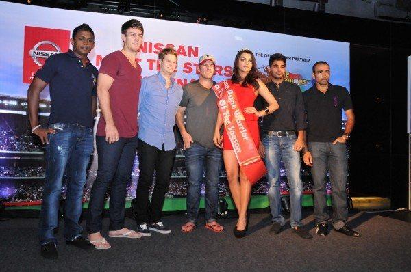 Nissan-IPL_Meet&Greet_Pune