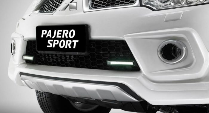 Mitsubishi Pajero Sport Limited launched in Indonesia