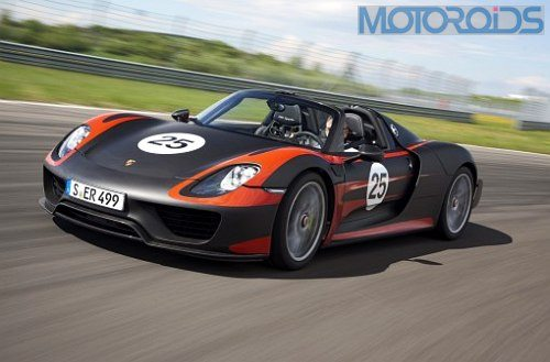 Porsche-918-Spyder-1