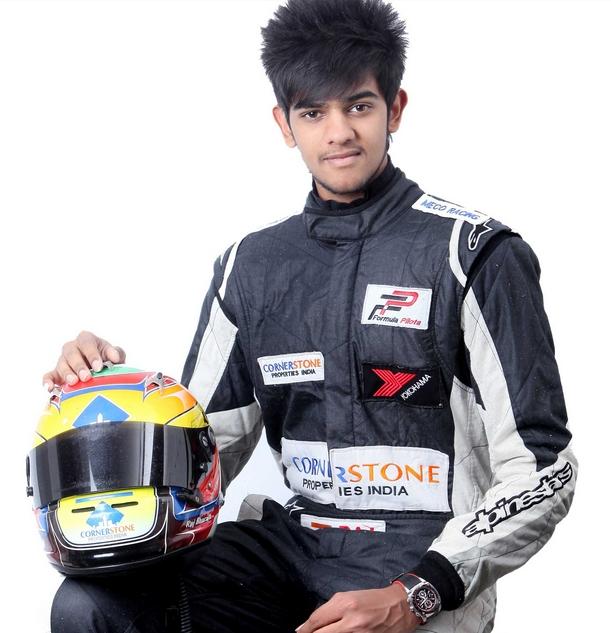 Raj Bharath to race for Meco Racing