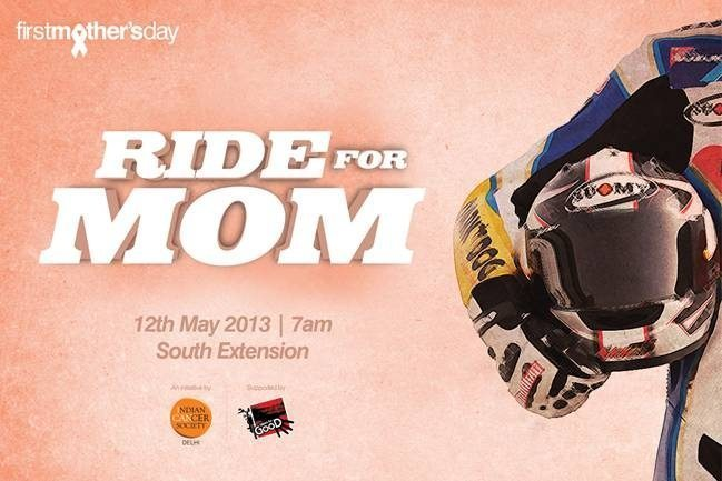 Ride for Mom Rally