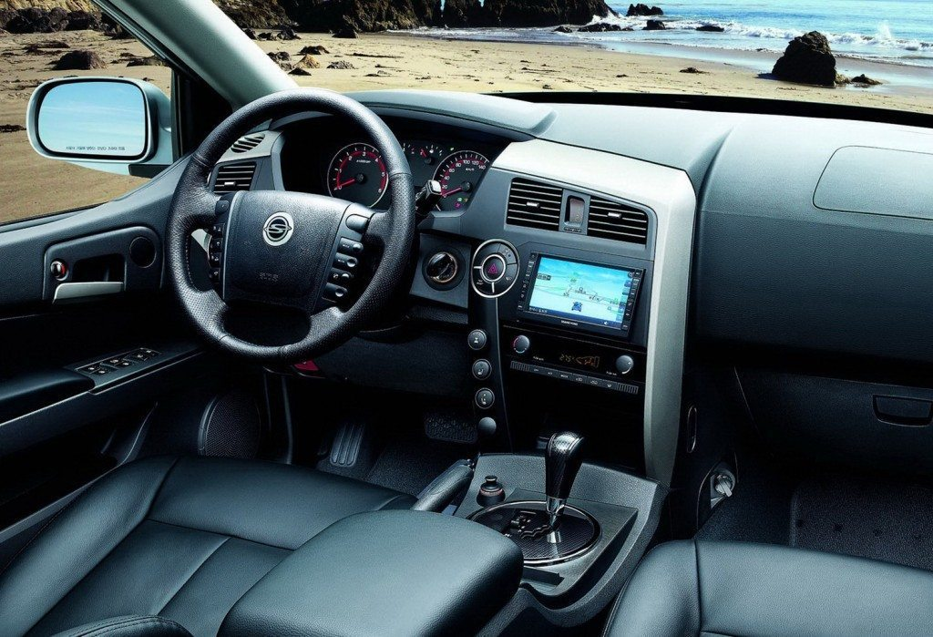 Ssangyong Actyon Sports-2
