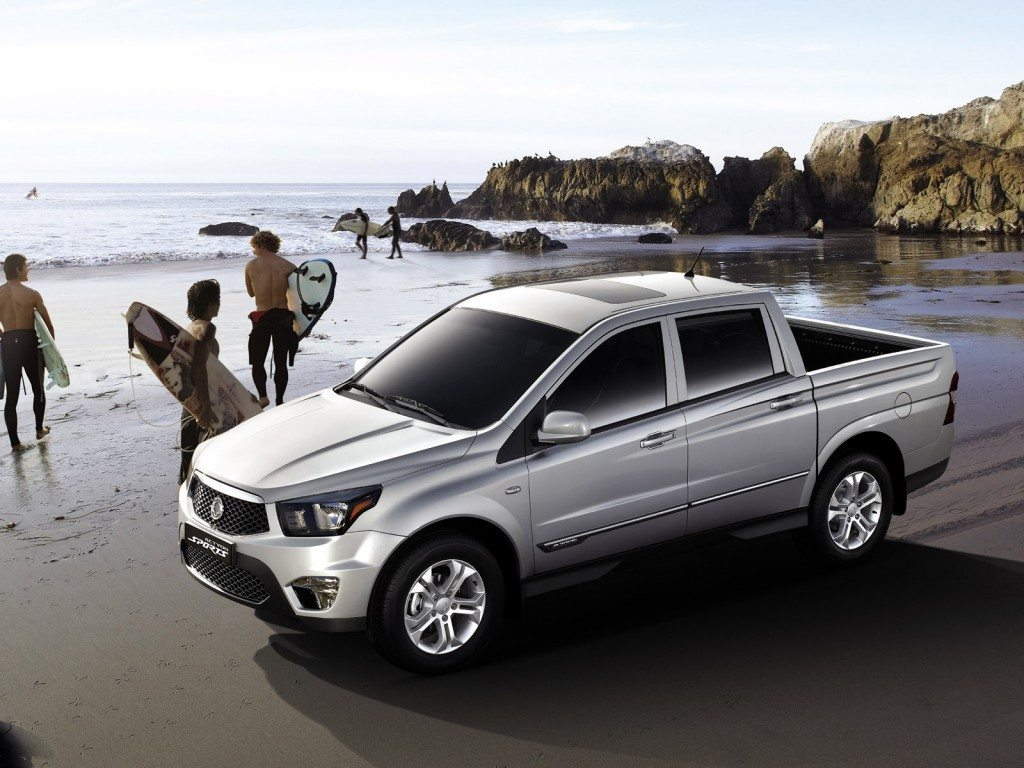 Ssangyong Actyon Sports-3