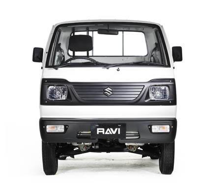 Suzuki-Ravi-pakistan