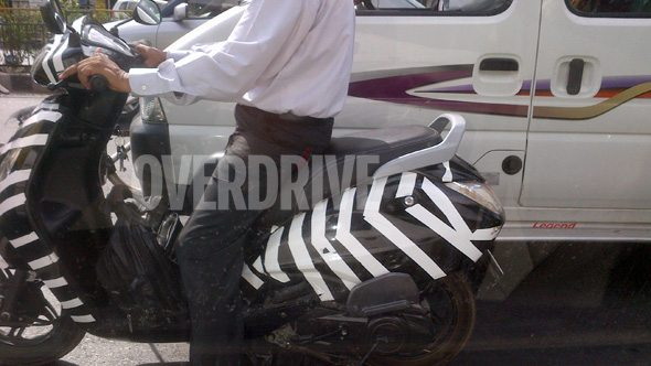 TVS-wego-based-male-specific-scooter