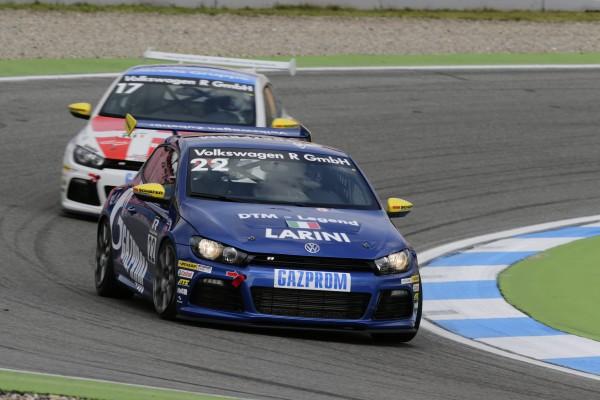 Volkswagen Scirocco R-Cup - Hockenheim (opening race) 2013