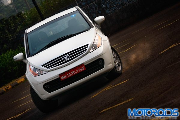 tata aria facelift launch changes